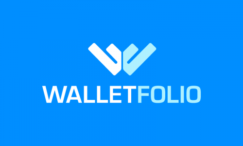 Walletfolio - Cryptocurrency business name for sale
