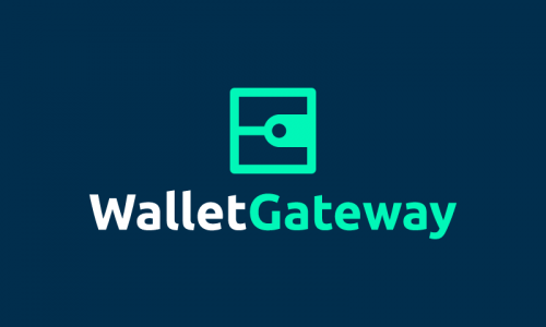 Walletgateway - Cryptocurrency brand name for sale