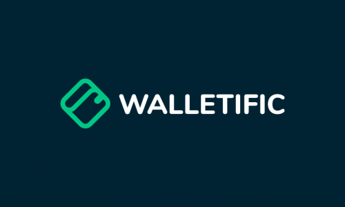 Walletific - Cryptocurrency company name for sale
