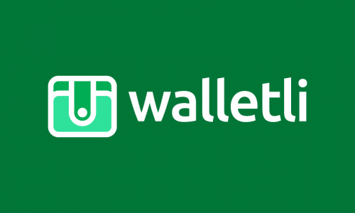 Walletli - Cryptocurrency company name for sale