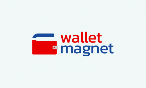 Walletmagnet - Possible business name for sale