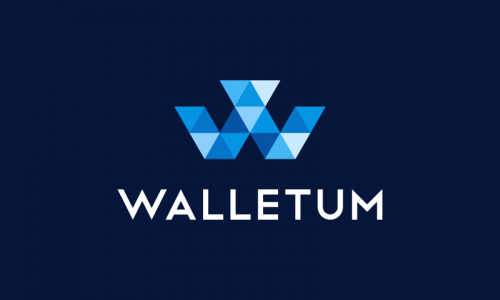 Walletum - Cryptocurrency brand name for sale