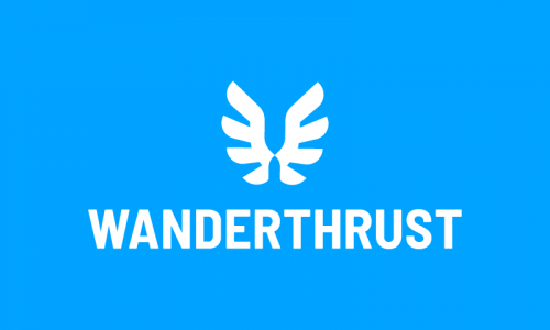 Wanderthrust - E-commerce brand name for sale