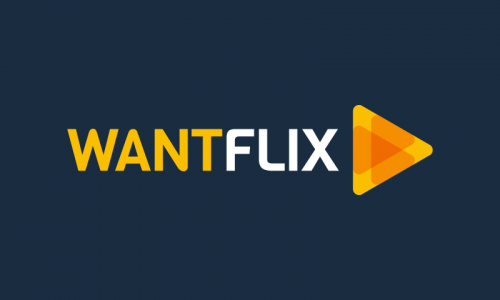 Wantflix - E-commerce business name for sale