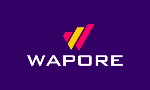 Wapore - Technology company name for sale