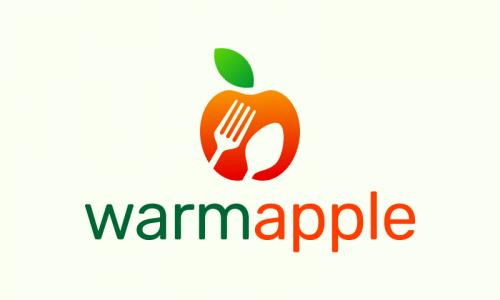 Warmapple - Hospitality brand name for sale