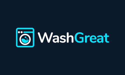 Washgreat - Technology domain name for sale