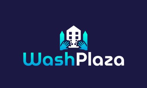 Washplaza - Technology company name for sale