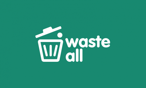 Wasteall - E-commerce domain name for sale