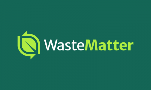 Wastematter - Business product name for sale