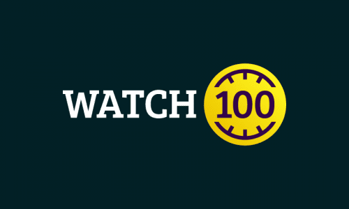 Watch100 - E-commerce domain name for sale