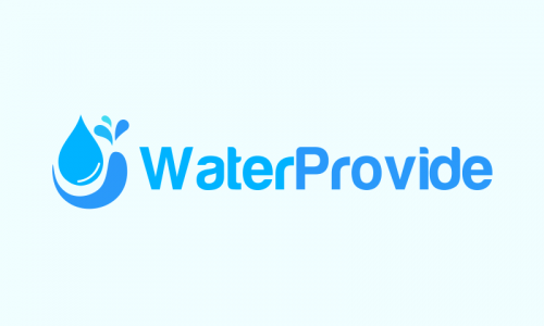 Waterprovide - Consumer goods startup name for sale