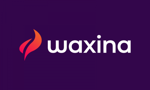 Waxina - Consumer goods business name for sale