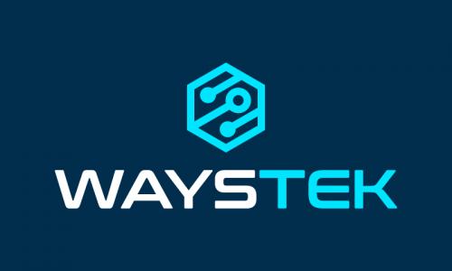 Waystek - Logistics brand name for sale