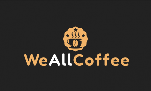 Weallcoffee - Food and drink domain name for sale
