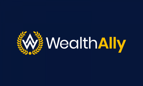Wealthally - Finance domain name for sale