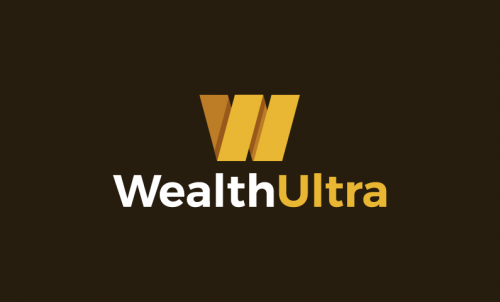 Wealthultra - Finance company name for sale