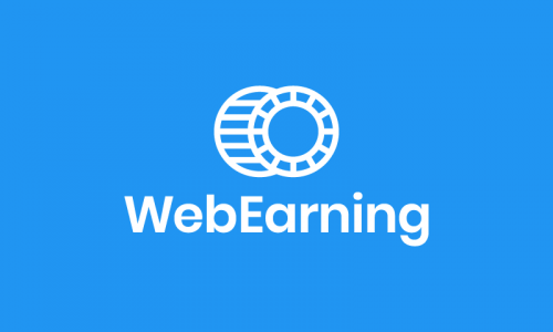 Webearning - Technology business name for sale