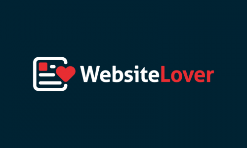 Websitelover - Internet company name for sale