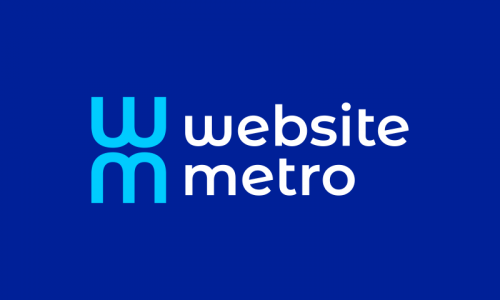 Websitemetro - Design business name for sale