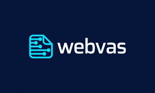 Webvas - Internet business name for sale