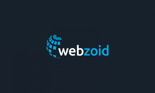 Webzoid - Internet startup name for sale