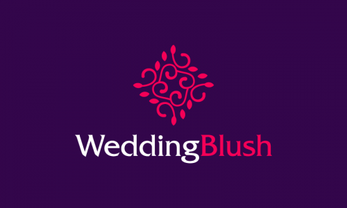 Weddingblush - Weddings company name for sale