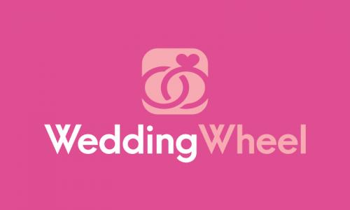 Weddingwheel - Weddings company name for sale