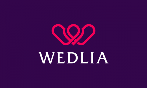 Wedlia - Retail brand name for sale