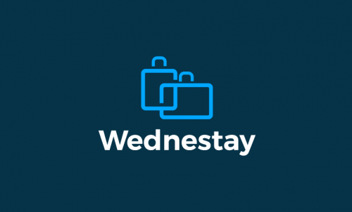 Wednestay - Retail company name for sale