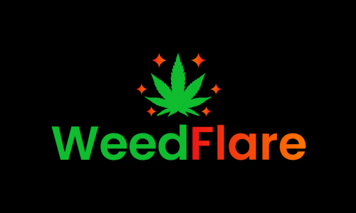 Weedflare - Cannabis brand name for sale