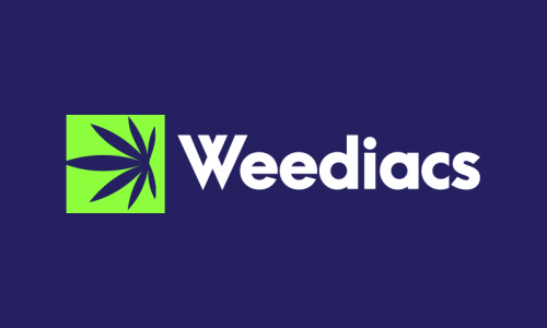 Weediacs - Dispensary startup name for sale