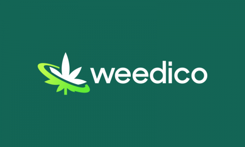 Weedico - Dispensary company name for sale