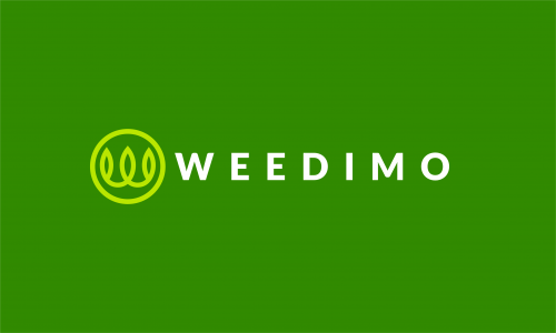 Weedimo - Cannabis brand name for sale