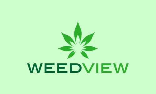 Weedview - Cannabis company name for sale
