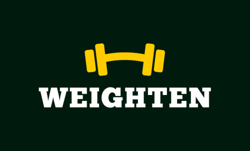 Weighten - Fitness / weight training brand name
