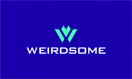 Weirdsome - Business product name for sale