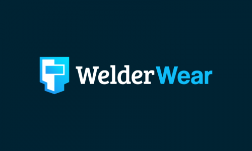 Welderwear - Materials startup name for sale
