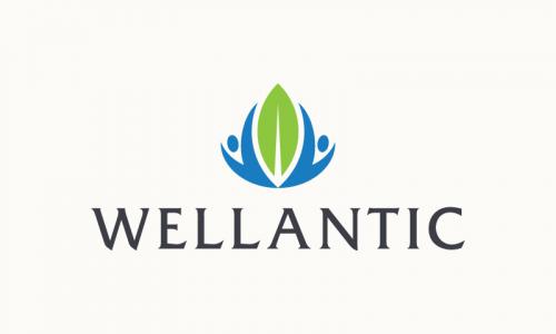Wellantic - Health brand name for sale