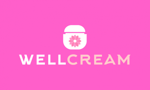 Wellcream - Health company name for sale