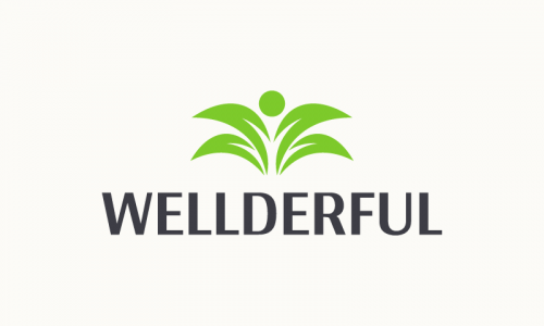 Wellderful - Healthcare brand name for sale