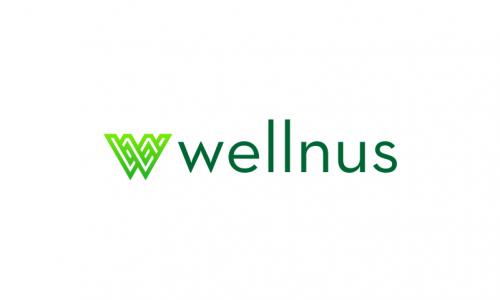Wellnus - Wellness product name for sale