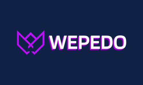Wepedo - Technology company name for sale