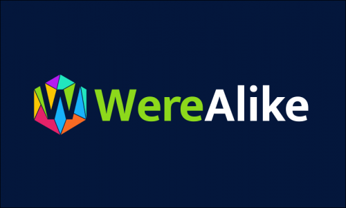Werealike - Social networks business name for sale