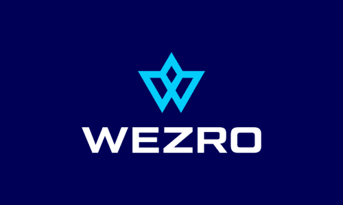 Wezro - Abstract 5-letter domain name