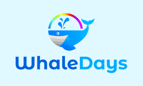 Whaledays - Events domain name for sale