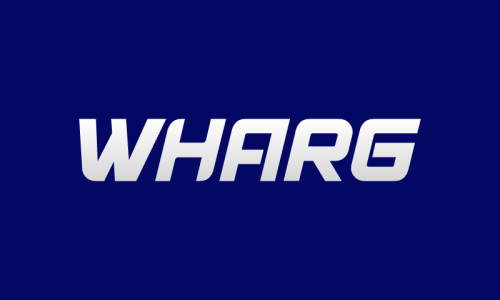 Wharg - Telemarketing startup name for sale
