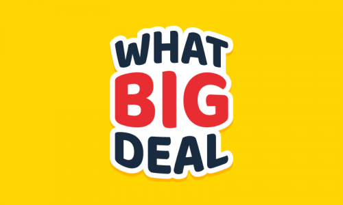 Whatbigdeal - Price comparison domain name for sale