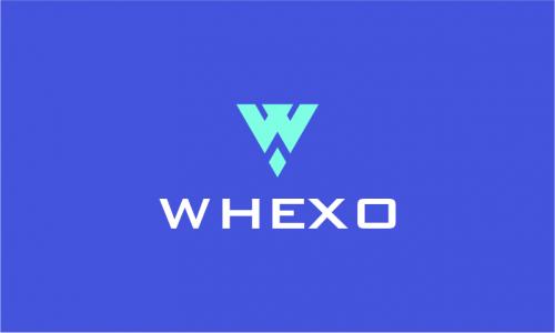 Whexo - Calm domain name for sale