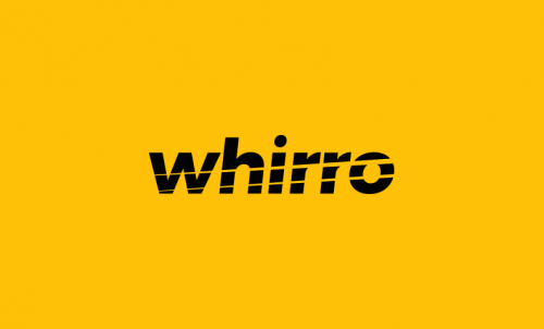 Whirro - Fantastic domain name for creative business